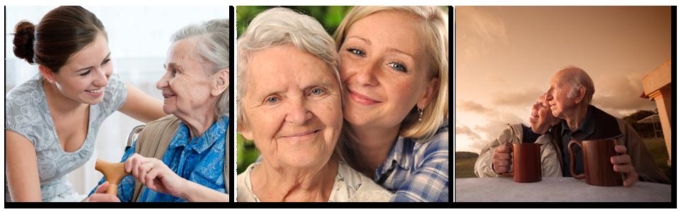 hemtjänst kunder hos Jelia Care